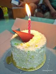 B'day Cake (radi0head pix'el) Tags: birthday2018 birthdaycake cake bday ts cupcake 2018 birthdaycandles candles burningcandles burning happybirthday happy food unlimitedphotos unlimited photos random