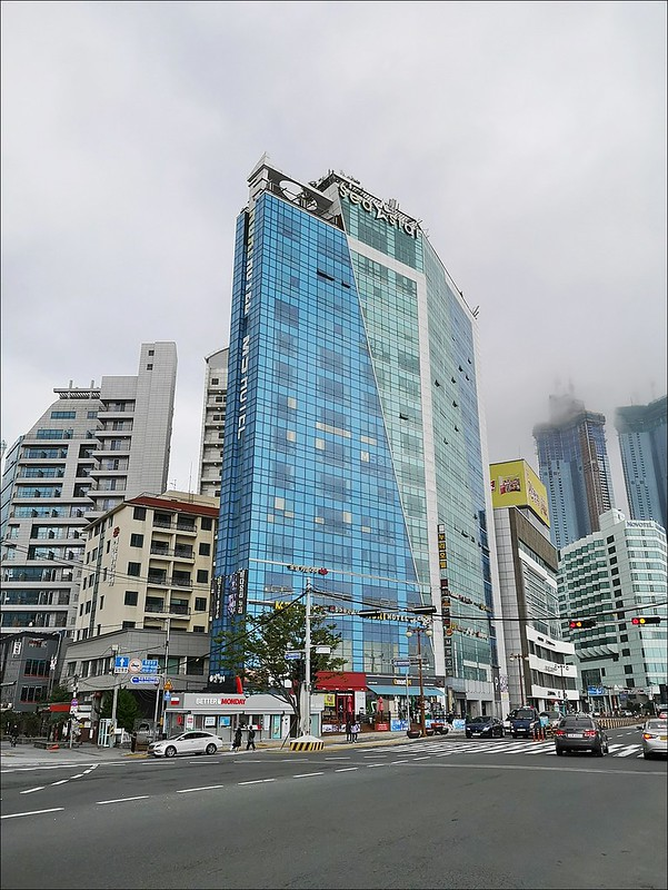 MS Hotel Busan 釜山MS酒店