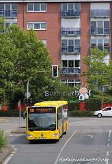 Bunte Buswelt - Mülheim (Ruhr) (apfelpudding) Tags: ruhrbahn vrr mülheimanderruhr mülheimruhr ruhrgebiet nrw bus autobus omnibus linienbus gelenkbus nahverkehr publictransport urbanmobility öpnv citaro2 c2 mercedesbenzcitaro2 mercedesbenz