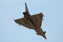 0083 Typhoon (photozone72) Tags: aviation airshows aircraft airshow yeovilton yeoviltonairday jets canon canon7dmk2 canon100400f4556lii 7dmk2 raf typhoon raftyphoondisplay eurofighter