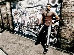 Kael Mans Shirt New Jersey (JohnnyWalker29 Resident) Tags: kael mesh mode shirt male man fashion style people