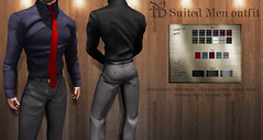 IN PROMO NEW RELEASE^TD^Suited Men Outfit FATPACK (TreizedDesigns) Tags: