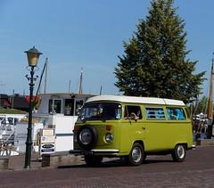 Volkswagen T2 Camper met kenteken 61-GB-88 in Elburg 07-07-2018 (marcelwijers) Tags: volkswagen t2 camper met kenteken 61gb88 elburg 07072018 vw car auto bus nederland niederlande netherlands pays bas