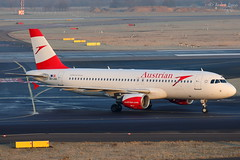Austrian Airlines (ab-planepictures) Tags: dus eddk düssledorf flugzeug flughafen aviation airport aircraft plane planepicture