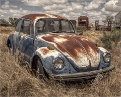 Field Bug (A Anderson Photography, over 2.7 million views) Tags: vw canon volkswagen headlights