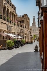 Souq Waqif on a Friday Morning (www.iCandy.pw) Tags: souqwaqif qatar doha
