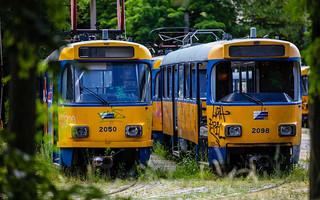 Straßenbahnfriedhof