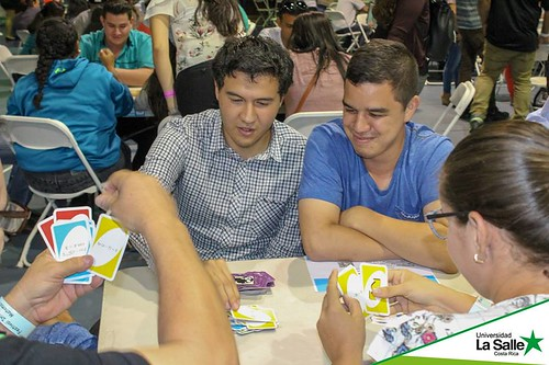 Festival de Matemáticas, U La Salle nos omparten sus fotos