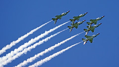 USAF Thunderbirds, Duluth Air & Aviation Expo - Duluth MN, 07/07/18 (TonyM1956) Tags: elements sonyalphadslr