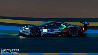 WEC Le Mans 2018 - Green lights