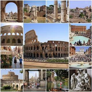 Roma what else?
