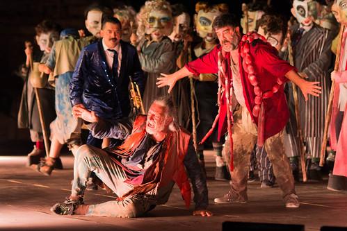 Teatro Greco di Siracusa / I Cavalieri