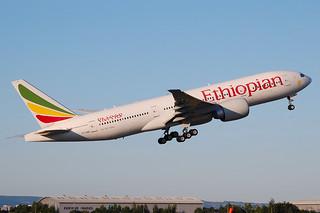 ET-ANO B777 260LR Ethiopian A/L