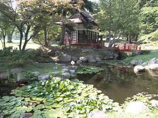 Sonnenberg Gardens & Mansion Historic Park  - Canandaigua NY   - The Japanese Tea House