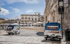 Ostuni (DC P) Tags: ostuni piaggio ape square downtown transport world heritage bari rock adventure a7rii beautiful color dof depth digital explore fantastic green landscape light ngc outdoor outside ocean pov paradise reflection rocks serene soe travel trekking view wide sky puglia italy architecture streetview street streets streetlife urban village three wheeler apulia road car building