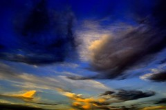 Sky and Clouds. (Photolove2017) Tags: sky silhouettes sunset colors clouds nikondx nature tiaphoto photolove2018 d3100