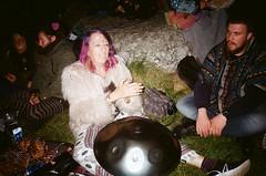 Magical mystical mandalas (esmeelily) Tags: 35mm film disposable pagan druid solstice paganism stonehenge summer analog photography is dead lomo lomography camera toy kodak colorplus 200