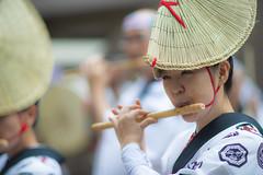NishigotandaSakurakaiMatsuri09 (Kosei.S) Tags: nikon d800 asia japanese japan tokyo city summer festival awa dance people woman women kimono yukata