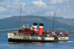 (Zak355) Tags: rothesay isleofbute bute scotland pswaverley paddlesteamer ship boat vessel riverclyde