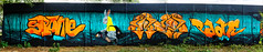 MOS  ( Meeting of Styles ) Wiesbaden - 2018 (pharoahsax) Tags: graffiti mainzkastel mainz kastel wb pmbvw bw hessen süden deutschland kunst art streetart street urban urbanart paint graff wall germany artist legal mural painter painting peinture spraycan spray writer writing artwork tag tags worldgetcolors world get colors
