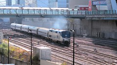 090 -1crpvib1stpffwlcon1stpf (citatus) Tags: amtrak maple leaf union station rogers centre westbound new york city locomotive 90 summer morning 2018 pentax k3 ii