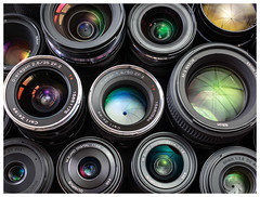 Lenses (ThomasKrannich) Tags: lenses product lens olympus nikon sigma