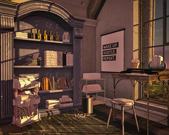 🍎 planning for days (Apple aka Ossia) Tags: nomad ariskea reign fancy decor bazar construct soy half deer david heather aria apple fall planner second life secondlife sl blogger blogging blog photography photograph photoshop photo ps