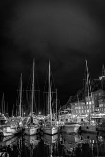 Where the boats sleep