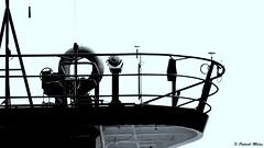 In the sky (patrick_milan) Tags: buoy buoyant sea mer ship boat abeille bourbon bateau brest