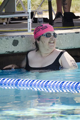 SONC SummerGames18 Tony Contini Photography_1248 (Special Olympics Northern California) Tags: 2018 summergames swimming swimmer athlete femaleathlete water happy specialolympics