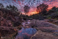 Sunset in the hills of Perth (oc) 2362x1575 by davidashleyphotos (-WildPigs-) Tags: reddit earth