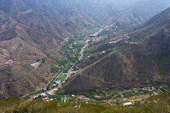 Day 6: Hermigua from above (Northern Adventures) Tags: hike hiking walk walking trek trekking track tracking backpacking trip journey exploration adventure outdoors outdoor nature scenic scenery canaryislands canarias lagomera autumn fall october sun sunny view vista overlook viewpoint