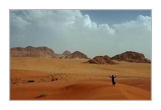 Le plus difficile dans le désert c'est de trouver la sortie (Philippe Alexandre)