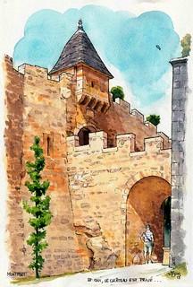 Montfort ... et des châteaux qui ne se visite pas .