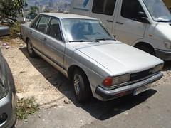 1982 Datsun Bluebird (Alpus) Tags: datsun bluebird rare car 2017 june lebanon beirut