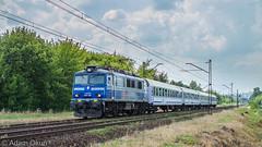 EP07-505 (Adam Okuń) Tags: ep07 tlk pkp poland trains