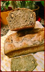 IMG_20180708_041649-framed (marialuz_fernandez) Tags: ryeflour centeno honey miel bread pan sourdough masamadre walnuts nueces raisins pasasdeuva