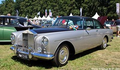 Rolls-Royce Silver Cloud III 1964 (XBXG) Tags: am7213 rollsroyce silver cloud iii 1964 rolls royce silvercloud coupé coupe rr concours délégance 2018 paleis het loo apeldoorn nederland holland netherlands paysbas vintage old classic british car auto automobile voiture ancienne anglaise brits uk vehicle outdoor