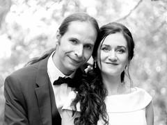 "P1190121-2 (Andy Sut) Tags: wedding bride groom uk traditional england summer matrimony couple romance love british ""thrumpton hall"" nottingham nottinghamshire"