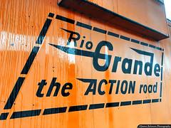 The Action Road (jamesbelmont) Tags: riogrande caboose ogden utah internationalcar drgw museum