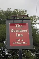 Reindeer, Hoveringham (Dayoff171) Tags: pubsigns signs nottinghamshire unitedkingdom england europe eastmidlands gbg greatbritain