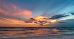 Sunset Cape San Blas (Eeyore Photography) Tags: robertjackson summer beach landscape seagullgulf water photography robertjacksonphotography eeyorephotography nikkor1424mmf28 capesanblas nikond750 nikon florida