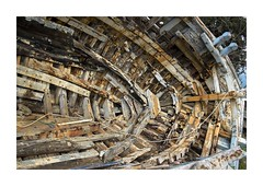 (giovdim) Tags: ship carcass decay abandoned greece thewoodenbellyofaship worn weathered
