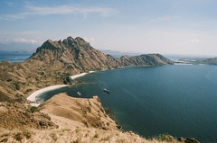 Magic Padar (annadosenes) Tags: indonesia asia summer travel journey adventure travelling landscape nature wild discover explore wander wandering minimal composition colors padar komodo island magic views mountains