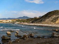 Lara Beach (Peter Leigh50) Tags: beach shore sea seascape holiday north cyprus