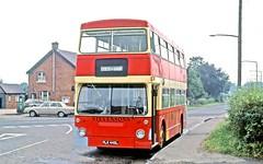 Stevensons, Uttoxeter: 37 (MLK449L), location not recorded (Mega Anorak) Tags: bus daimler fleetline crg6lxb parkroyal dms stevensonsuttoxeter londontransport