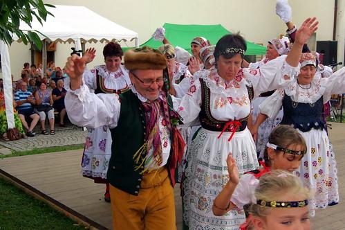 21.7.18 Jindrichuv Hradec 4 Folklore Festival in the Garden 238