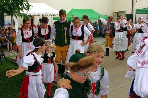 21.7.18 Jindrichuv Hradec 4 Folklore Festival in the Garden 234