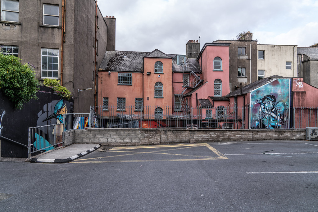 EXAMPLES OF STREET ART [URBAN CULTURE IN WATERFORD CITY]-142310