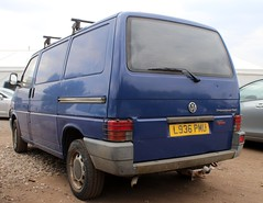 L936 PMU (1) (Nivek.Old.Gold) Tags: 1994 volkswagen transporter 800 special van 1896cc diesel t4